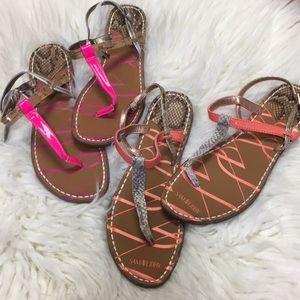 Sam Libby sandals **NEW**